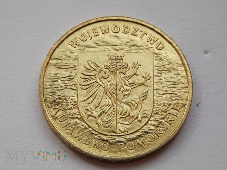 SERIA-Województwa-KUJAWSKO-POMORSKIE 2004-2 zł