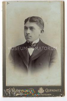 Bahrynowicz - Portret mężczyzny - 1904