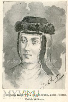 Tągoborska Eleonora - żona Piotra