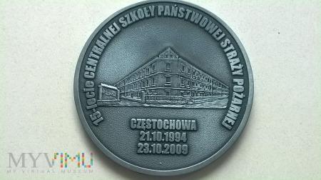 15 Lat Centralnej Szkoły Państwowej Straży Poż.