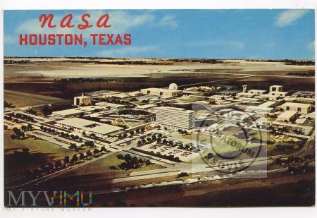 Houston - NASA - lata 60-te XX w.