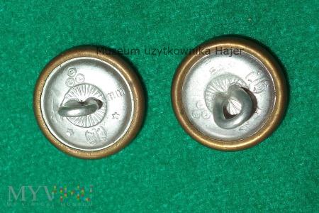 FLL 17 mm - guzik niemiecki - groszek