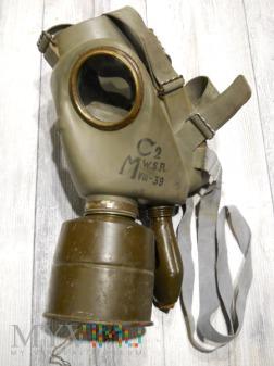 Maska Przeciwgazowa Cywilna C2 39'