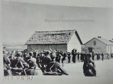 kolumna jeńców 1939