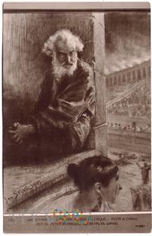 Styka - Piotr w cyrku - pocz. XX wieku