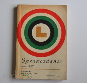 Sprawozdanie za rok 1967