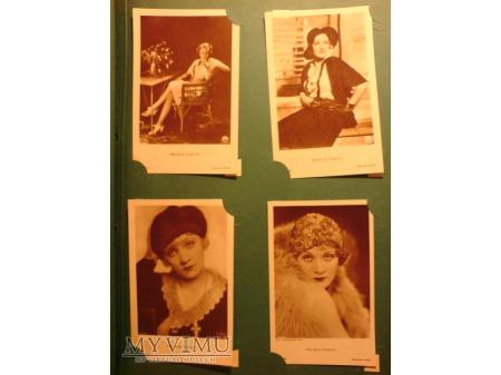Album Strona Marlene Dietrich Greta Garbo 19