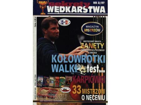 Sekrety Wędkarstwa 1'1997-3'1998 (1-5)