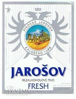jarošov bezalkoholové pivo fresh