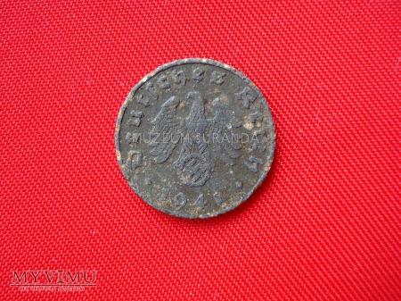 Duże zdjęcie 1 Reichspfennig 1941 rok
