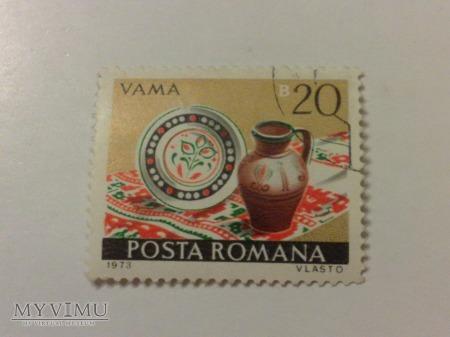 Rumunia znaczek nr. 39