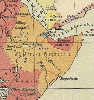 La conquista dell'impero etiopico