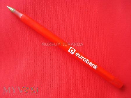 Długopis eurobank