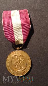 Medal za Długoletnią Służbę Piotra Noworyty