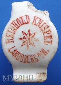 Reinhold Knispel Landsberg a/W.