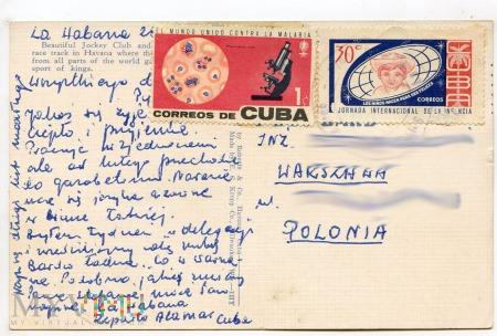 Havana - Race Track - lata 50/60-te XX w.