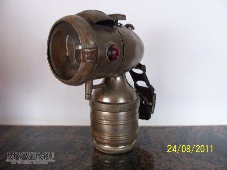LAMPA KARBIDOWA NA ROWER - HASAG