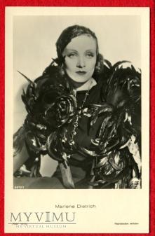 Marlene Dietrich Verlag ROSS 6675/1