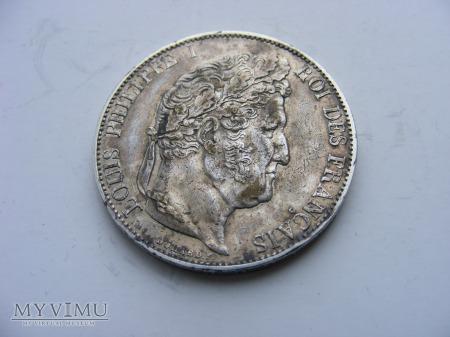 5 FRANKÓW - 1846 W