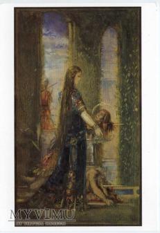 Salome niesie głowę św. Jana