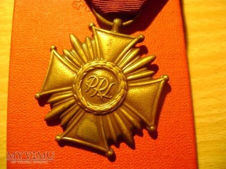 Brązowy Krzyż Zasługi PRL