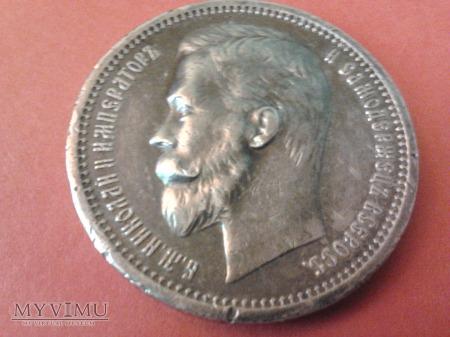 RUBEL 1912 ROK.