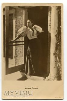 Marlene Dietrich MARLENA JOSPE Holandia nr 456