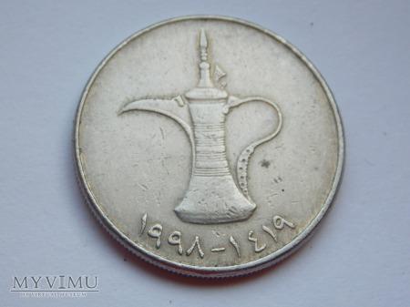 1 DIRHAM - ZJEDNOCZONE EMIRATY ARABSKIE