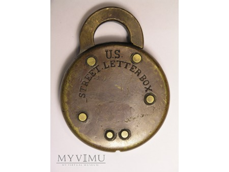 Smith & Egge U.S. Mail Padlock