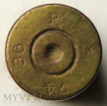 9 mm Luger P * 74 36