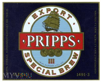 PRIPPS Export