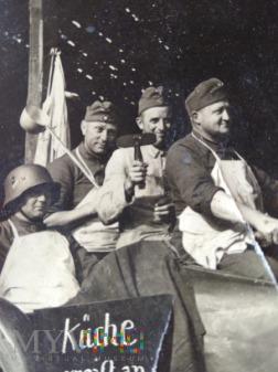 niemiecka kuchnia polowa 1939