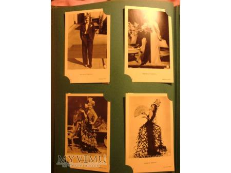 Album Strona Marlene Dietrich Greta Garbo 20