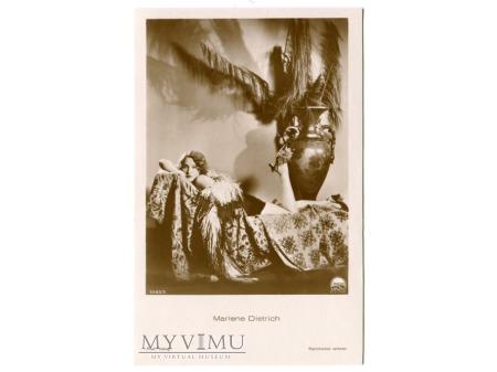 Duże zdjęcie Marlene Dietrich Verlag ROSS 5582/5