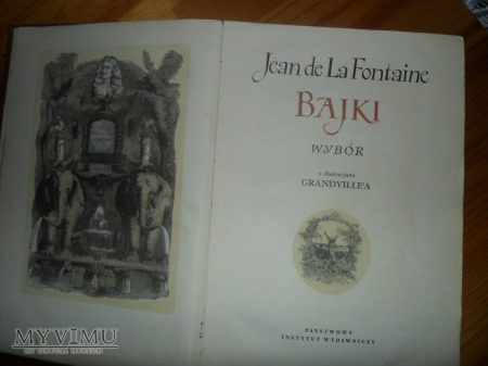 La Fontaine, Bajki