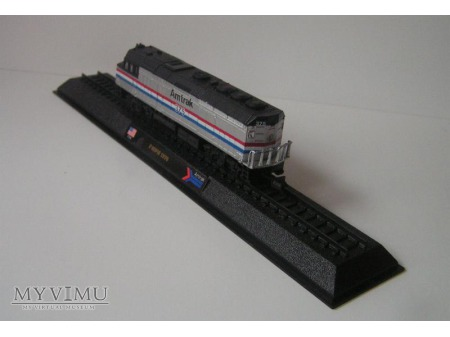 F40PH 1976 - USA