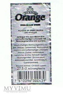 brauerei eichhof - orange beer mixed drink