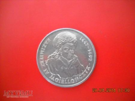 20 000 zł Kazimierz IV Jagiellończyk 1993