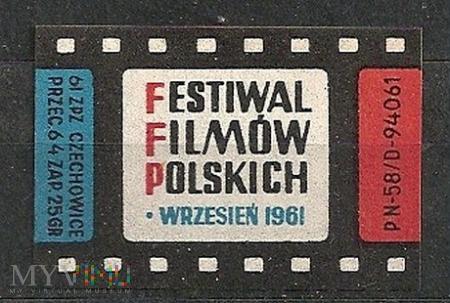 Festiwal Filmów Polskich-Wrzesień 1961.4.Czechowic