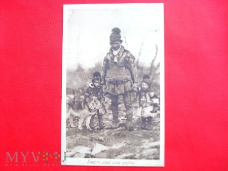 Mieszkańcy Abisko