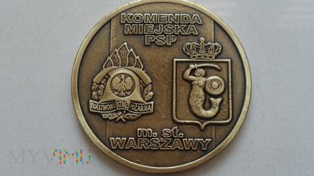 Komenda Miejska PSP m. st. Warszawa