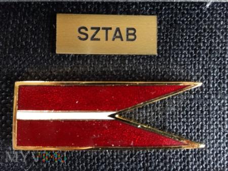 Barwy noszone w 15 Wielkopolskiej Brygadzie KP