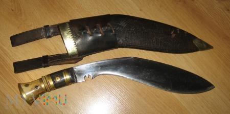 Kukri - II Wojna Światowa - wersja DE-LUX.