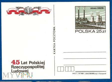 45 lat PRL - Turoszów.1989