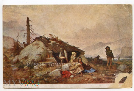 Kottis - Odpoczynek w górach