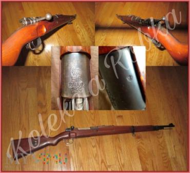 Mauser wz 29 / Radomski karabinek -1935 /