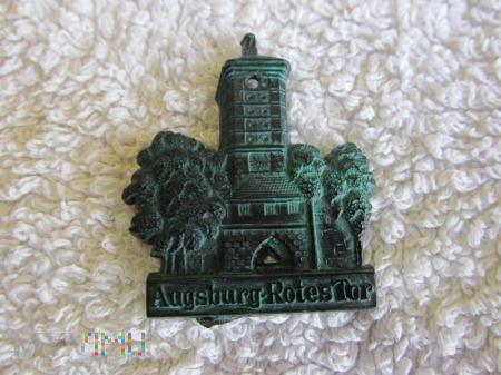 Zabytkowe bramy-Kwhw Augsburg Rotes Tor