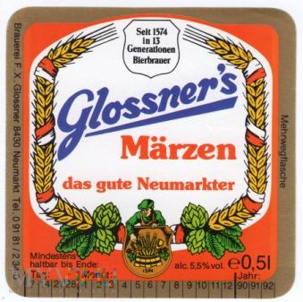 GLOSSNER'S