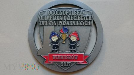 Ogólnopolska Olimpiada Dziecięcych Drużyn Straż.