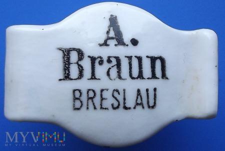 A. Braun Breslu